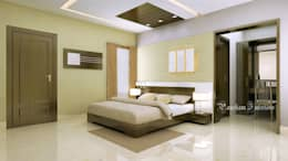 Bedroom Designs: modern Bedroom by Pancham Interiors