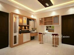 modern Kitchen by Pancham Interiors