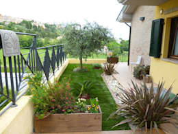 modern Garden by Studio Botanico Ventrone Dr. Fulvio