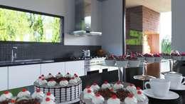 Cocinas de estilo moderno por D+D Studio