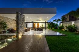 Terrazas  de estilo  por P11 ARQUITECTOS