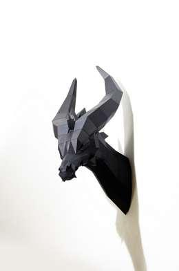 Arte de estilo  por Paperwolf