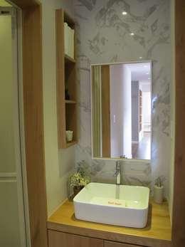 루트주택 17호: 루트 주택의  화장실