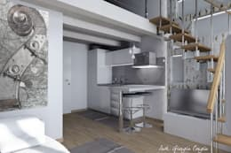 modern Kitchen by Arch. Giorgia Congiu