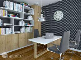 GENERO의  서재 & 사무실