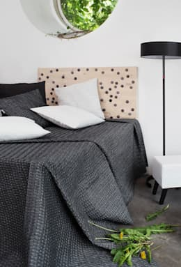 scandinavian Bedroom by Baltic Design Shop