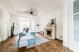 Interior Bilder: moderne Wohnzimmer von Baltic Design Shop
