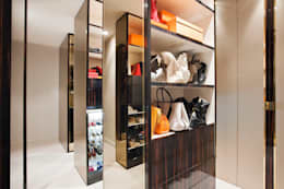 modern Dressing room by IN DESIGN Studio