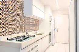 Da gema e do mundo: Cozinhas ecléticas por Miguel Arraes Arquitetura