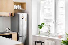 minimalistic Kitchen by Joanna Kubieniec