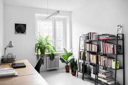 مكتب عمل أو دراسة تنفيذ Joanna Kubieniec