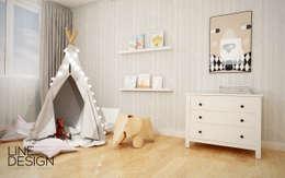 Детские комнаты в . Автор – Line Design