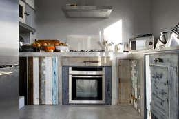 Projekty,  Kuchnia zaprojektowane przez Laquercia21