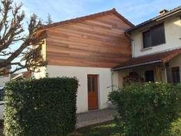 Rénovation: Maisons de style de style Moderne par Amnios