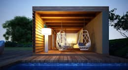 Prefabricated home by Maqet