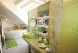 Studio Ferlenda: modern tarz Banyo