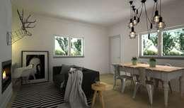 Phòng khách by Maqet