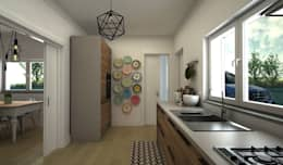 Кухни в . Автор – Maqet