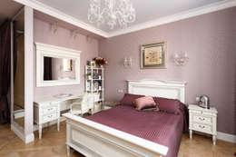 Квартира в г.Калининграде: Спальни в . Автор – AGRAFFE design