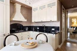 Квартира в г.Калининграде: Кухни в . Автор – AGRAFFE design