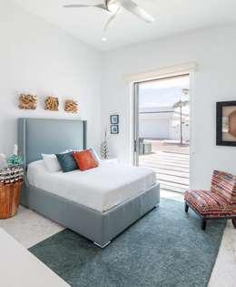 moderne Slaapkamer door Imativa Arquitectos