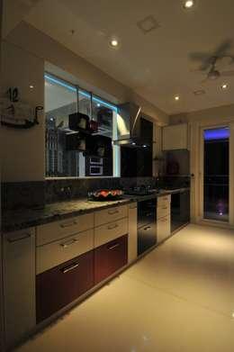 modern Kitchen by Mybeautifulife