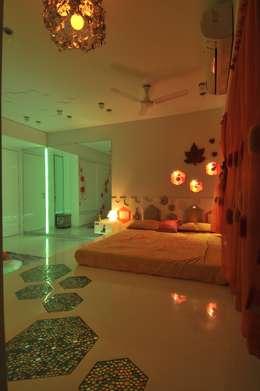 modern Nursery/kid's room by Mybeautifulife