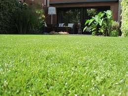 Jardines de estilo moderno por jardinista