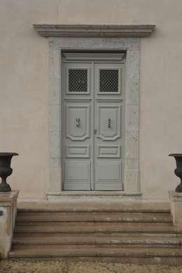 Voici Comment Bien Choisir Sa Porte DEntrée - Encadrement porte d entree