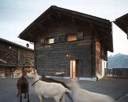 Maisons de style de style Rustique par Meier Architekten GmbH