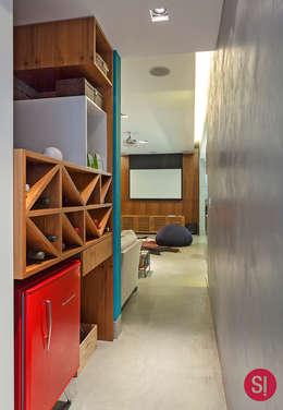 Bodegas de estilo  por Botti Arquitetura e Interiores-Natália Botelho e Paola Corteletti