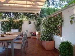 Jardines de estilo moderno por Markoverde Paisajismo