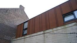 Habitation DNH: Maisons de style de style Moderne par VORTEX atelier d'architecture