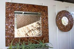 Projekty,  Gospodarstwo domowe zaprojektowane przez Oscar Leon/ Arte Renovable & Muebles