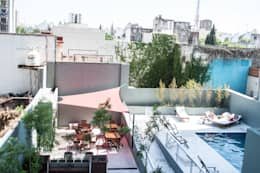 minimalistic Pool by MINBAI