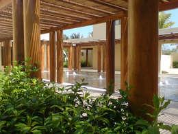 Terrace by José Vigil Arquitectos