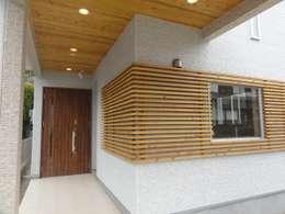 Casas de estilo moderno por DIOMANO設計