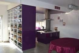 Cocinas de estilo moderno por Ansidecor