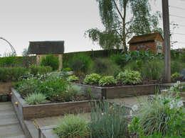 Сады в . Автор – Yorkshire Gardens