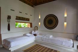 modern Bedroom by Kubik Lab