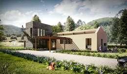 modern Houses by Kubik Lab