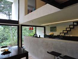 Cocinas de estilo minimalista por jose m zamora ARQ