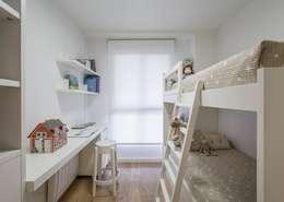 Детские комнаты в . Автор – Laura Yerpes Estudio de Interiorismo