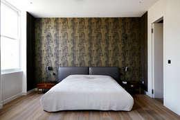Anna Stathaki: modern tarz Yatak Odası