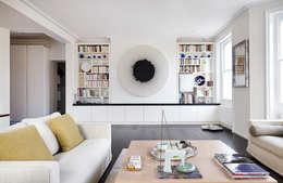 Salon de style de style Moderne par Anna Stathaki