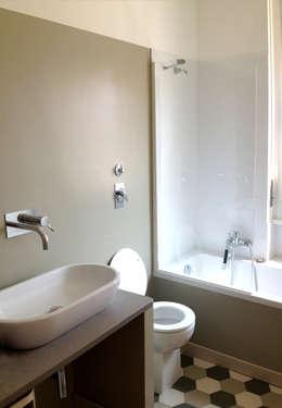 ห้องน้ำ by Atelier delle Verdure