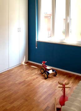 ห้องนอนเด็ก by Atelier delle Verdure