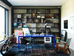 Abito Casa: Escritórios  por Todos Arquitetura