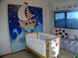 Детские комнаты в . Автор – Complementto D