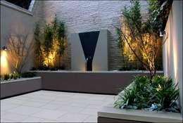 Vườn by Akasha espacios iluminados